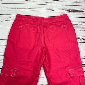 Women's Alpine Design Size M Cargo Pink Pants